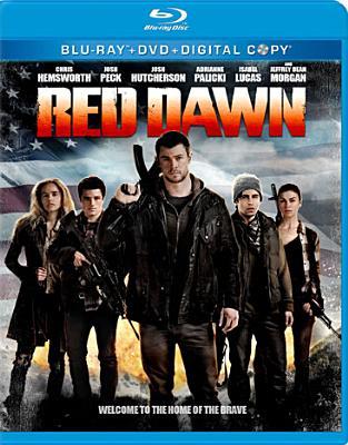 RED DAWN BY HEMSWORTH,CHRIS (Blu-Ray)